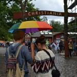 Entrée de Christiania