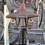 célèbre selle de vélo