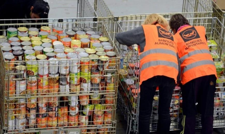 bénévoles-banque-alimentaire